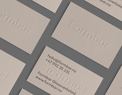 Formbar Visual Identity