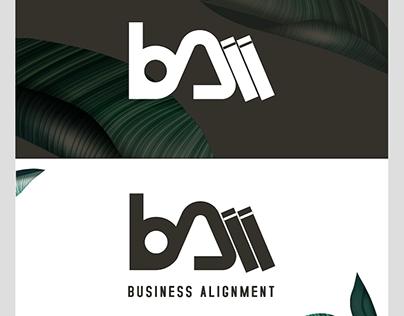 Business Alignment Logo Design