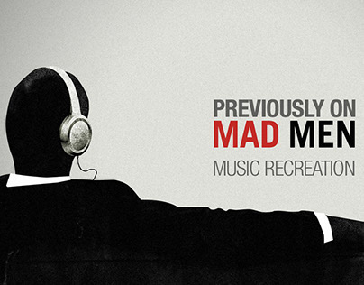 The 'Previously On Mad Men' episode summary music