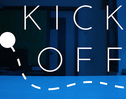 KICK OFF (Stop Motion Animation)