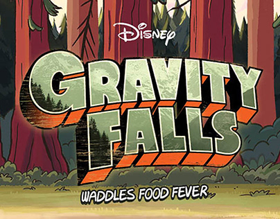 Gravitty Falls - Waddles food fever