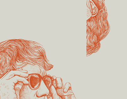 Steve Gunn Band . Gig Poster