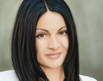 Angelika Alferova Portrait