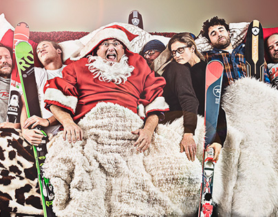 ROSSIGNOL CHRISTMAS TEAM