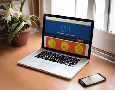 EMIT - Branding, Website & App Design