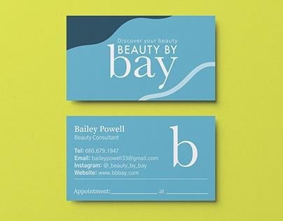Beauty by Bay: Print & Digital Branding