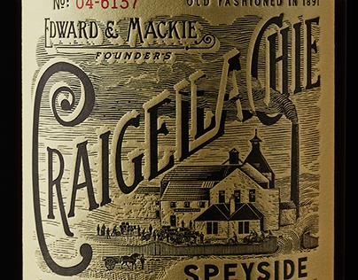 Craigellachie Scotch Whisky