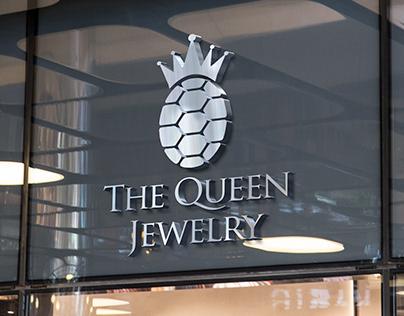 The Queen Jewelry - Logo Tasarımı
