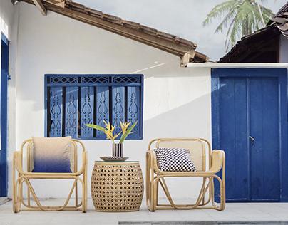 Indigo | Home Furnishing Project