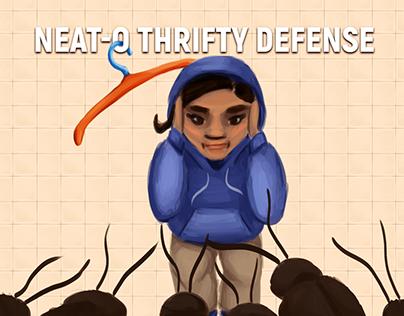 Neat-o Thrifty Defense