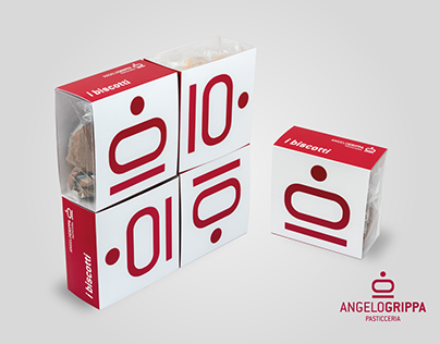 Cookie Box Pasticceria Angelo Grippa