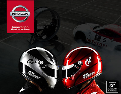 Nissan GTAcademy / Juke Rhythm / Connect Websites