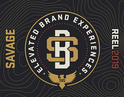Savage Bureau - Rebrand Projects