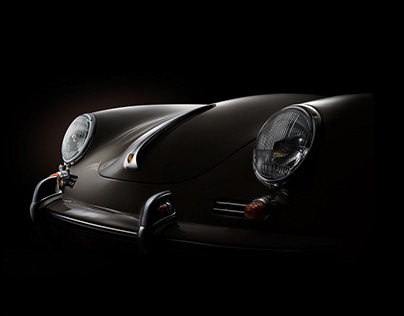 Classic Porsche 356 shoot (Private collector)