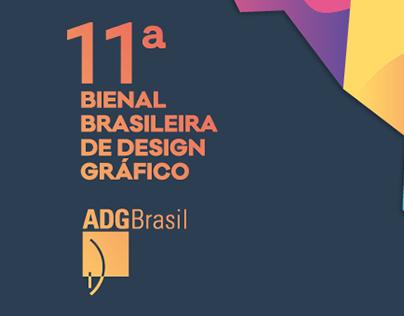 11ª Bienal ADG Brasil