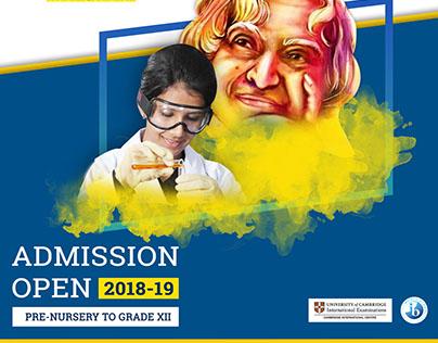 Amity Global School Gurgaon | Admission Open Designs