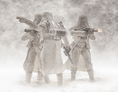 May 4th / Snowtroopers