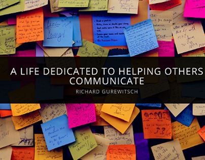 A Life Dedicated to Helping Others Communicate