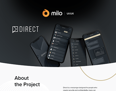Direct Messenger - by Milo