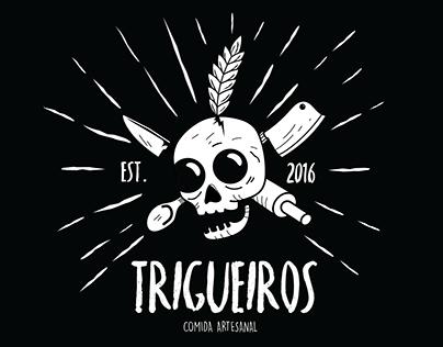 Trigueiros Logo Design