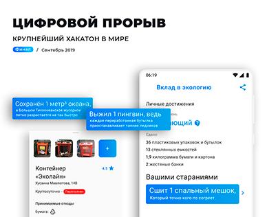 «СборВелком» | Hackathon project