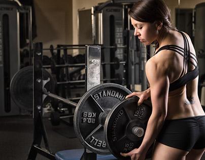 Portfolio: Fitness