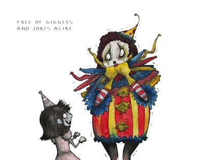 The Clown: A Poem from My Anthology