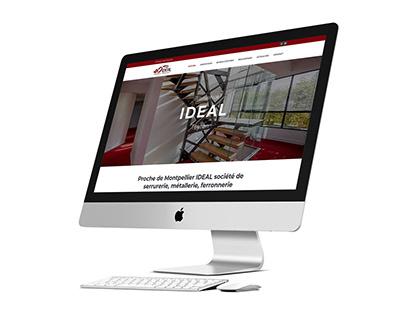 SARL IDEAL - WEBSITE WEBDESIGN
