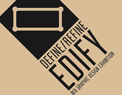 BFA Exhibition Logo
