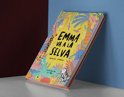 EMMA VA A LA SELVA   EDICIONES TRES EN LINEA