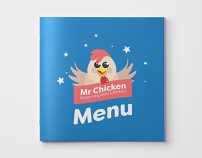 Mr Chicken.