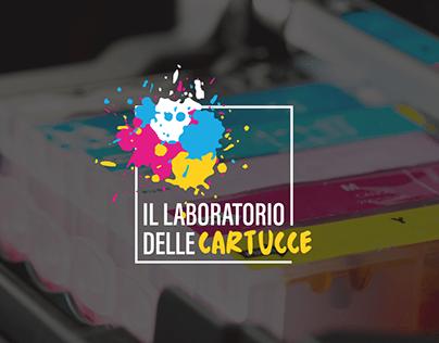 Laboratorio Cartucce | Logo Design