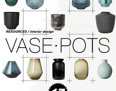 VASE AND POTS RESOURCES #1