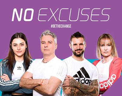 Eurosport: No Excuses