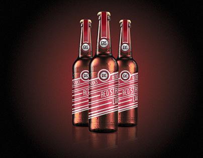 Red Stripe - Rebranding