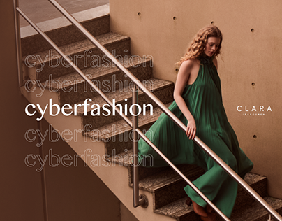Cyberfashion / Clara Ibarguren
