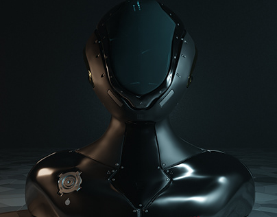 Humanoid Fred