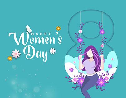 Wishing an International Women's Day to all