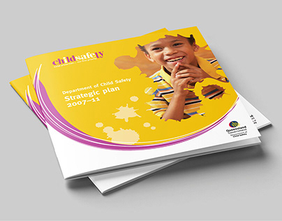 Department of Child Safety – Marketing Collateral