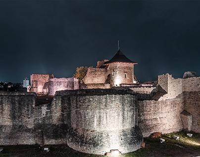Exhibition Graphics - Suceava Fortress