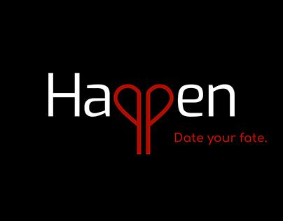 Happen. A dating app