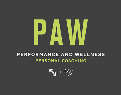 PAW - Performance And Wellness