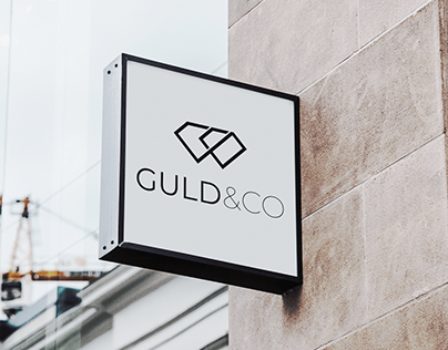 GULD & CO - Logo & Website