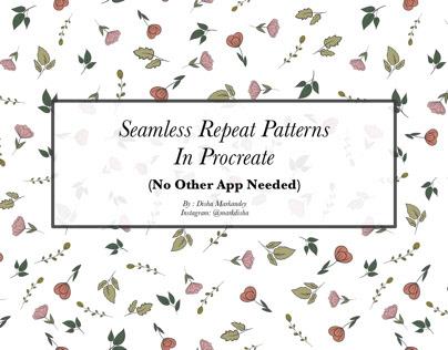 Skillshare - Create Seamless Patterns in Procreate