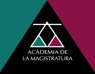 Website Academia de la Magistratura