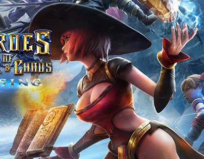 Heroes of Order &Chaos