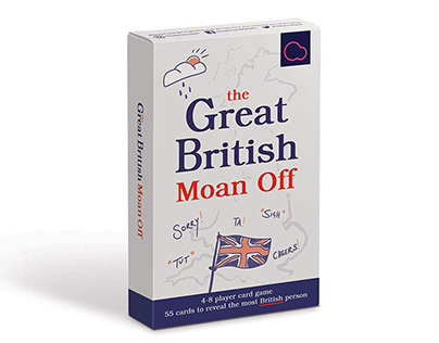 The Great British Moan Off Game - Bubblegum Stuff