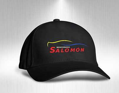 Logo for Refaccionarias Salomon CDMX
