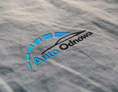 Projekt Logo firmy Auto Odnowa