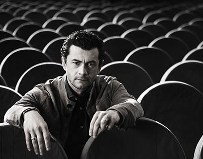 Interview with Vinicio Marchioni